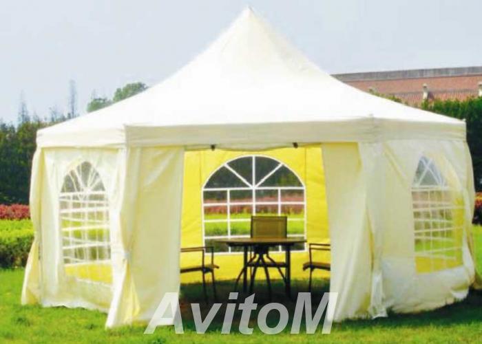 Тентовые шатры для летнего кафе,  Краснодар