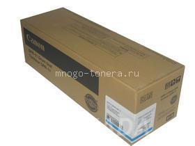 Драм-картридж Canon C-EXV8 GPR-11 Cyan синий, Вся Россия