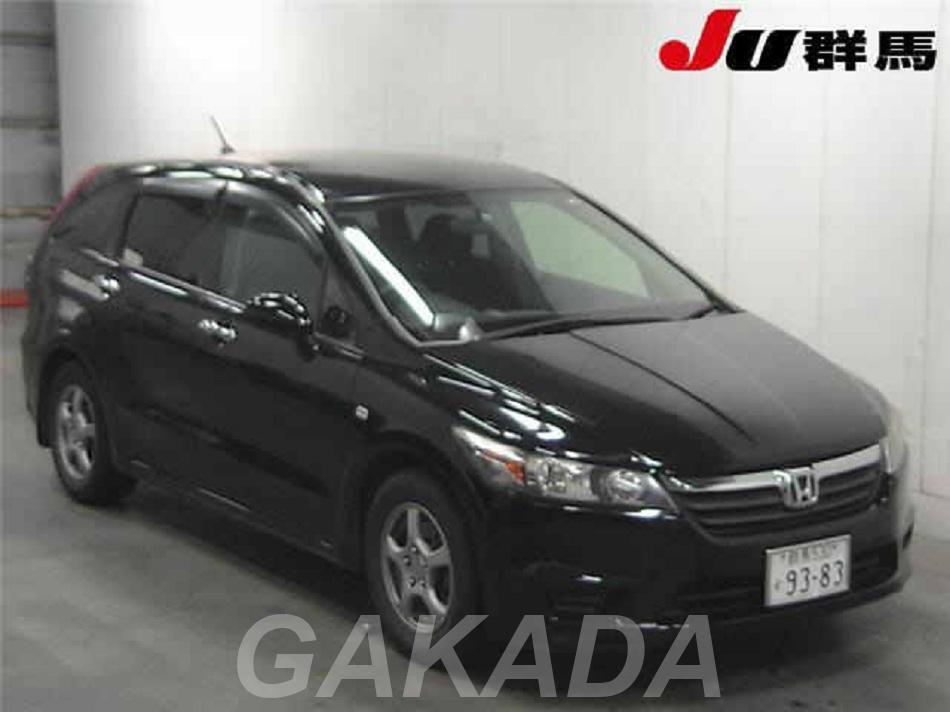 Honda Strea минивен бензин чёрного цвета срочно, Вся Россия