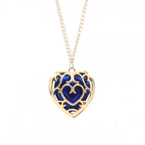 Ожерелье брелок Сердце Океана,  Липецк