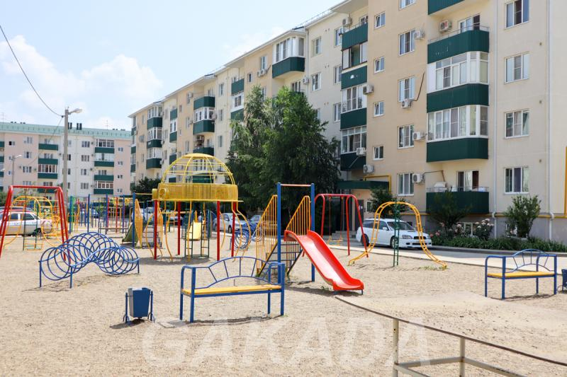 Однокомнатная квартира в ЖК Кобцевой площадью 46 кв м,  Краснодар