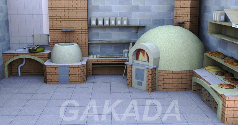 Строительство каменных печей, Вся Россия