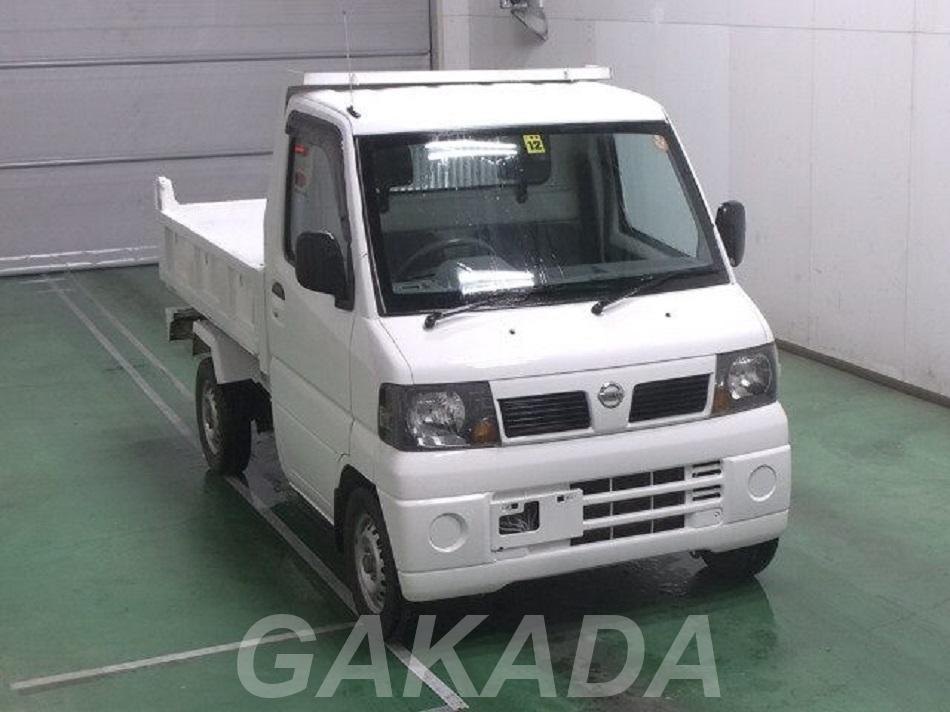 Nissan Clipper Truck самосвал категории B, Вся Россия