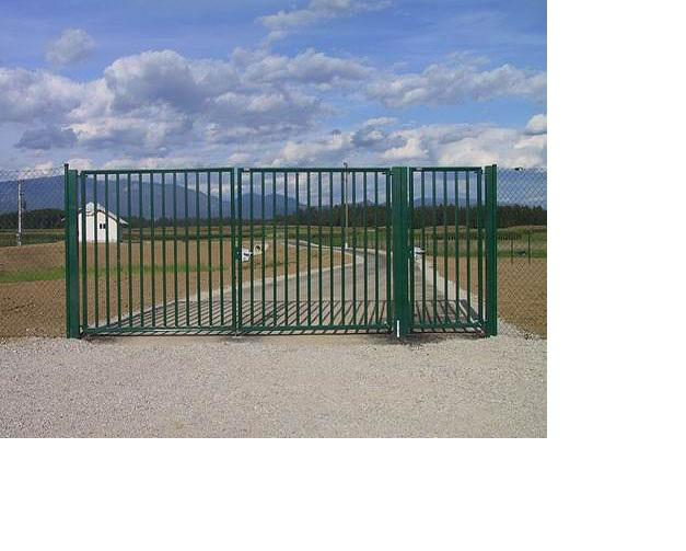 Садовые металлические ворота от производителя, Шатура