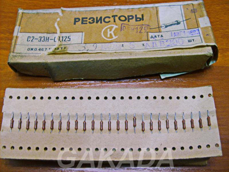 Продам радиодетали новые, Вся Россия