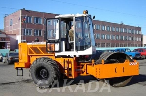 Каток дорожный самоходный ВГ 12 3,  Смоленск