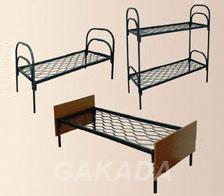 Бюджетные кровати металлические для больниц,  Воронеж