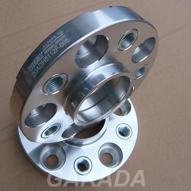 Проставки колес на Audi Q7 new от Вектор, Вся Россия