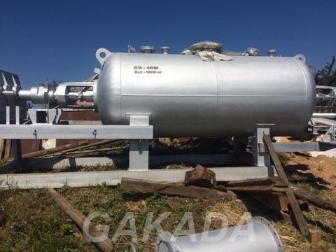Котел вакуумный для переработки биоотходов, Алексеевская