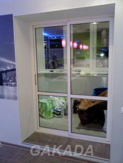 Раздвижные двери ПВХ, Сочи