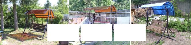 Продам садовые разборные качели от производителя,  Калуга