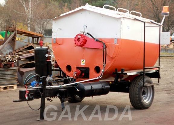 Рециклер асфальтобетона ЕМ-3200, Вся Россия