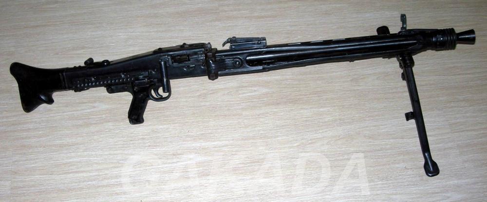 Макет массо-габаритный пулемет MG42 53 Югославия, Вся Россия