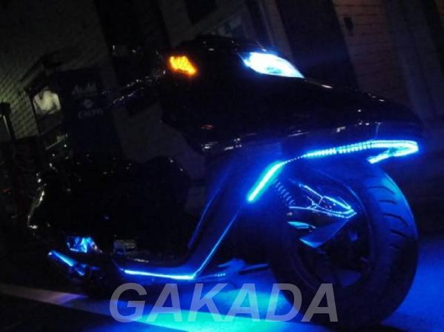 Honda Fusion X шикарный максискутер, Вся Россия