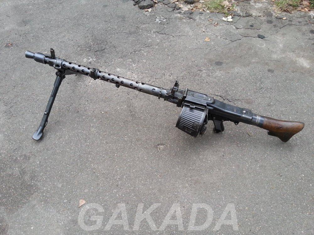 Макет массо-габаритный пулемёт MG-34 Германия, Вся Россия