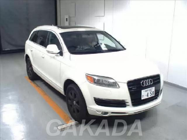 Audi Q7 Модификация Quattro, кузов Aba, Вся Россия