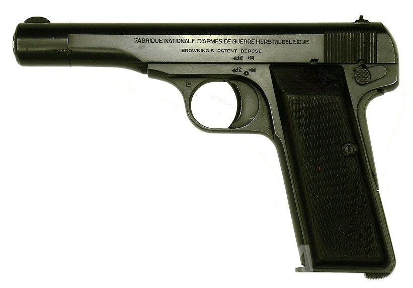 Макет Массо-Габаритный пистолета Browning 1922,  Санкт-Петербург