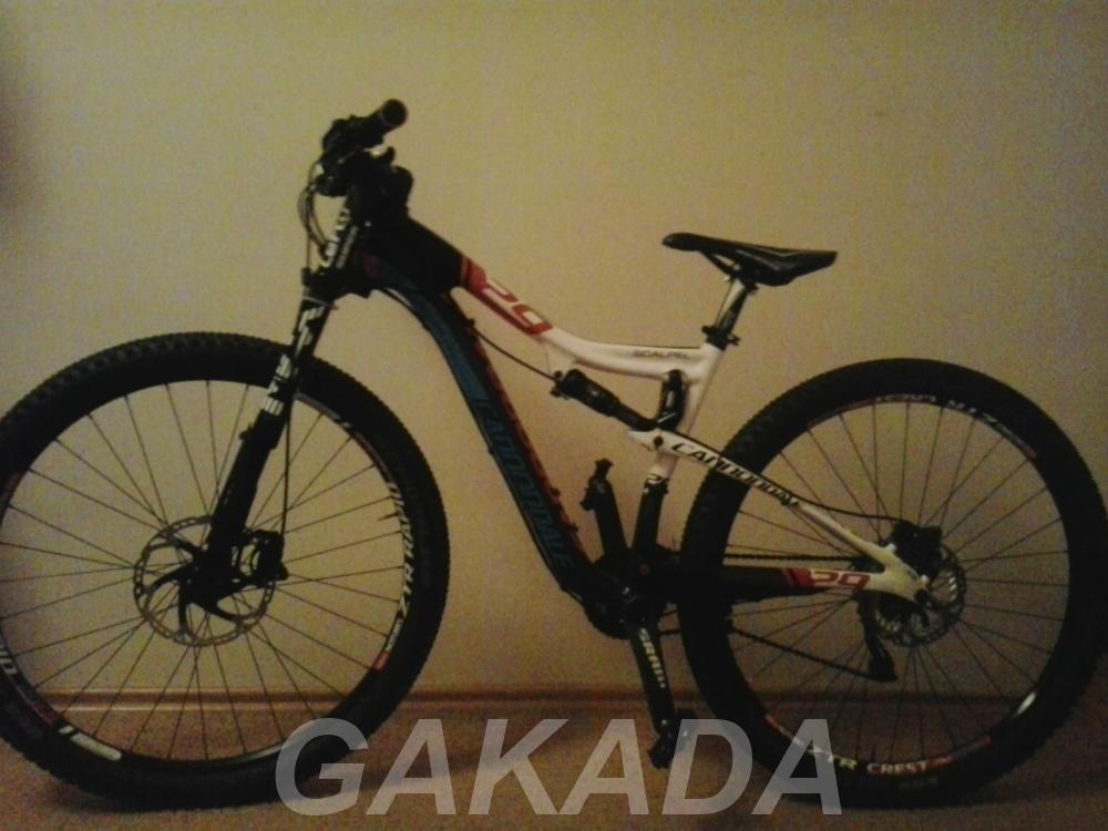 Горный велосипед CANNONDALE, Сочи