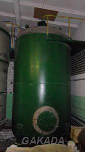 Продается Реактор нержавеющий, объем 21 куб,  Москва
