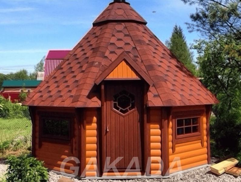 Строим гриль домики с удобствами, Вся Россия