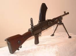 Макет массо-габаритный пулемёт BREN MK 1M, Вся Россия