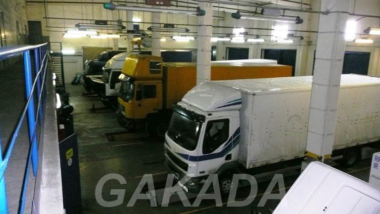Грузовой автосервис обслуживания автомобилей ТПСА Сервис,  Москва