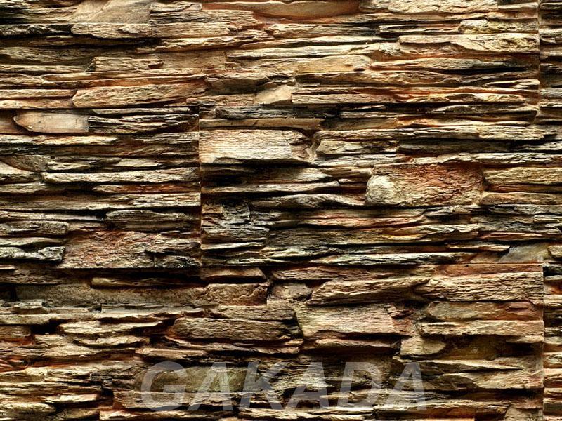 Форма для камня, Мелкий сланец 0,24м2, Вся Россия