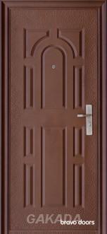 Металлические двери, Грязи