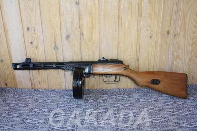 Макет массо-габаритный пистолет-пулемет ППШ-м, Вся Россия