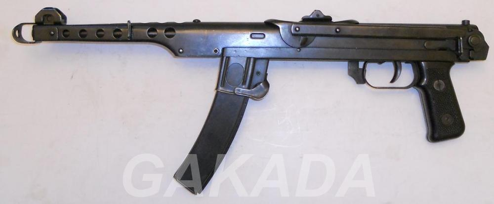 Макет пистолет пулемет ППС-43, Вся Россия