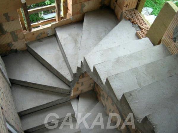 Монолитные бетонные лестницы, Вся Россия