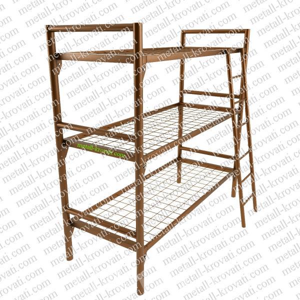 Кровати металлические от производителя по доступным ценам,  Красноярск