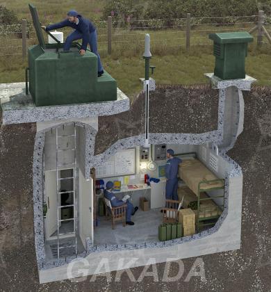 Строим бункер на даче, Вся Россия